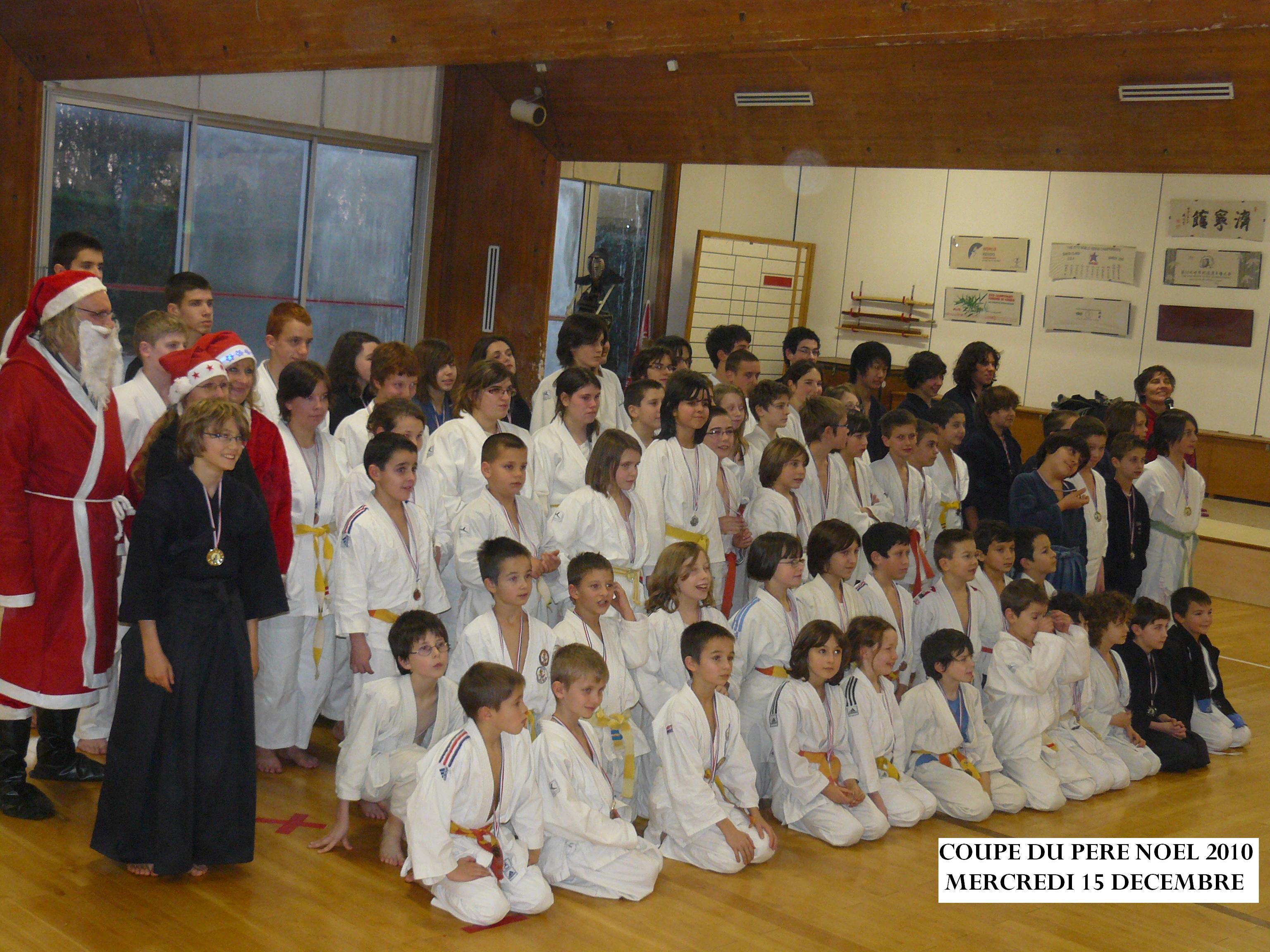 coupe du Pere Noel2010